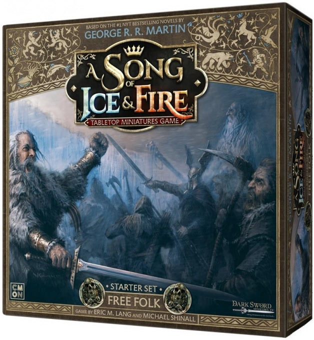 A Song of Ice and Fire TMG Free Folk Starter Set