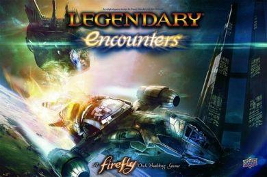Legendary Encounters: A Firefly Deck Building Game ON SALE