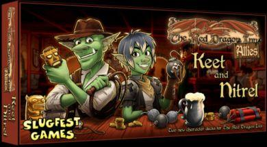 The Red Dragon Inn: Allies  Keet and Nitrel