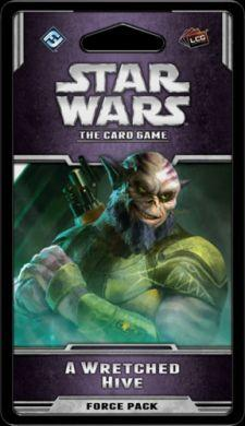 Star Wars: The Card Game A Wretched Hive