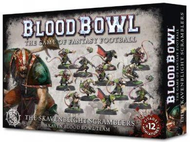 Blood Bowl: Skavenblight Scramblers