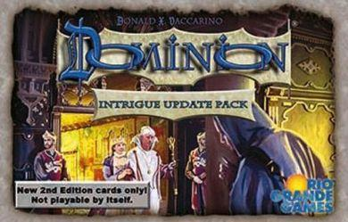 Dominion: Intrigue (Second Edition) Upgrade Pack