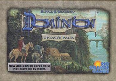 Dominion (Second Edition) Upgrade Pack