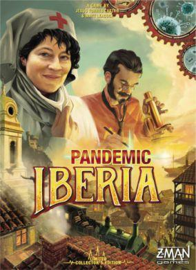 Pandemic Iberia ON SALE