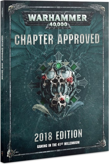 Warhammer 40,000: Chapter Approved 2018 Edition