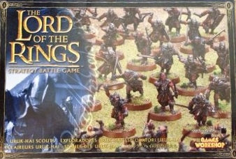 The Lord of the Rings: Uruk-Hai Scouts