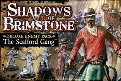 Shadows of Brimstone: The Scafford Gang Deluxe Enemy Pack