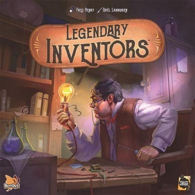 Legendary Inventors ON SALE