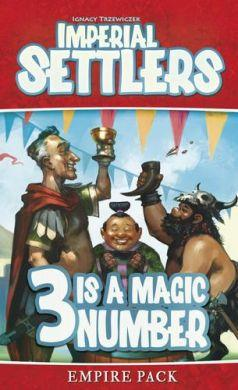 Imperial Settlers: 3 Is a Magic Number