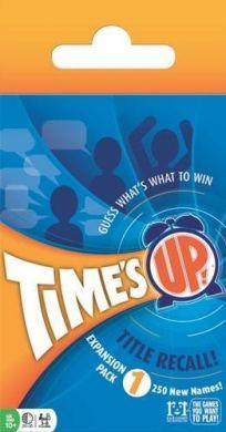 Time's Up: Title Recall  Expansion 1