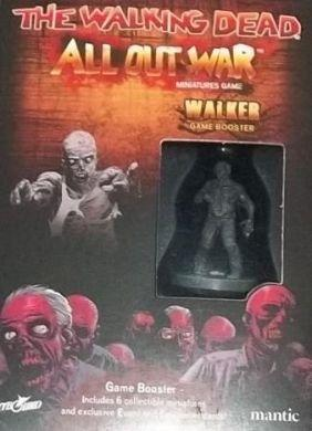 The Walking Dead: Walker Exclusive Booster ON SALE