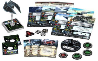 Star Wars: X-Wing: TIE Striker Expansion Pack