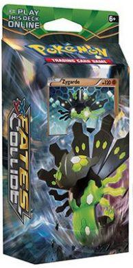 Pokemon XY Fates Collide Battle Ruler Theme Deck