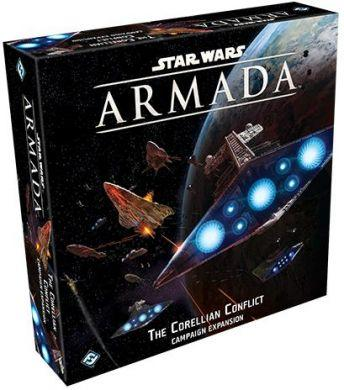 Star Wars: Armada  The Corellian Conflict