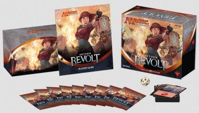 Magic the Gathering: Aether Revolt Bundle (Fat Pack)