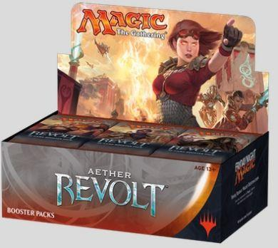 Magic the Gathering: Aether Revolt Booster Box ON SALE