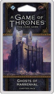 A Game of Thrones: The Card Game (Second Edition)  Ghosts of Harrenhal