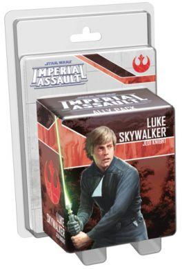 Star Wars: Imperial Assault  Luke Skywalker Jedi Knight Ally Pack