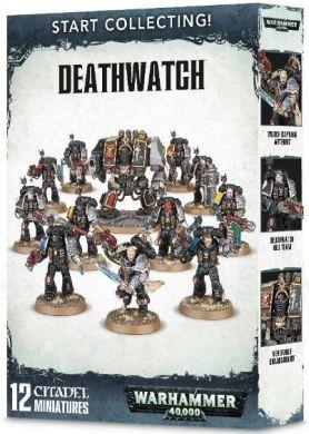 Warhammer 40,000: Start Collecting! Deathwatch
