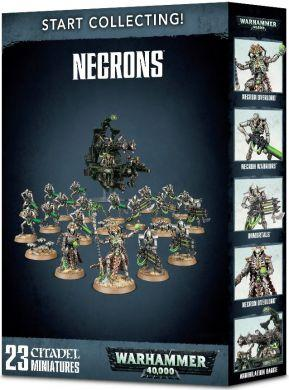 Warhammer 40K Necrons: Start Collecting! Necrons 2018