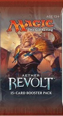 Magic the Gathering: Aether Revolt Booster Pack