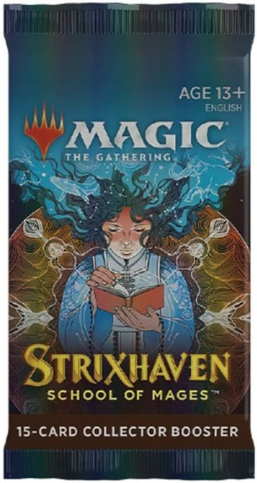 Magic the Gathering Strixhaven School of Mages Collector Booster Pre Order