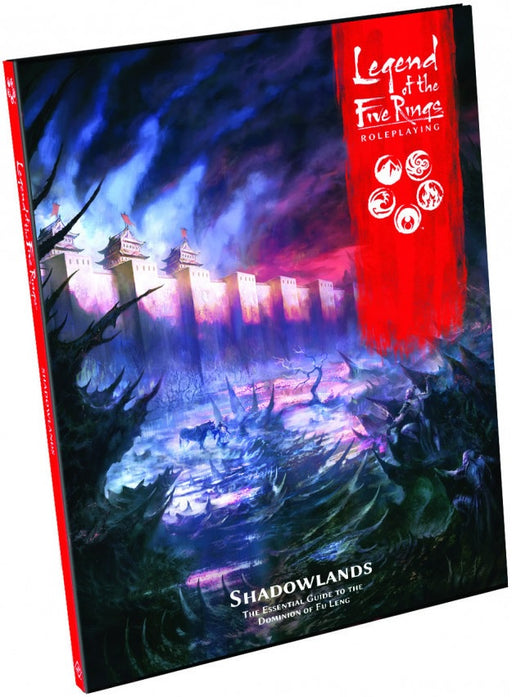 Legend of Five Rings RPG Shadowlands Source Book