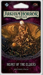 Arkham Horror: The Card Game - Heart of the Elders