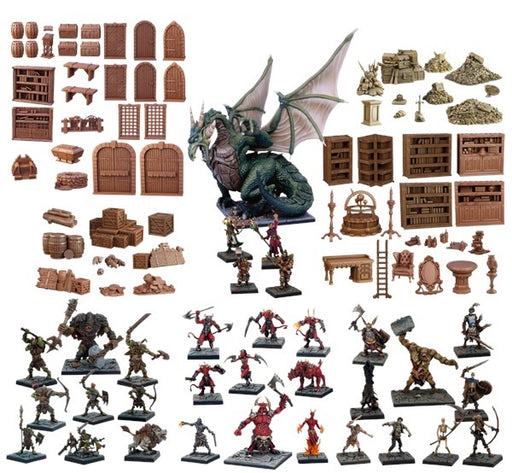 Terrain Crate: GM`s Starter Set