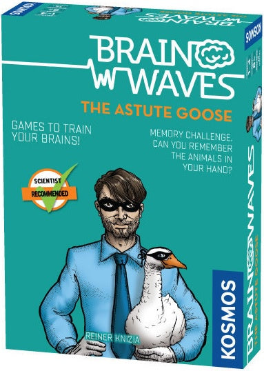 Brain Waves the Astute Goose