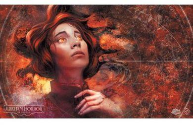 Arkham Horror: The Card Game  Across Space and Time Playmat