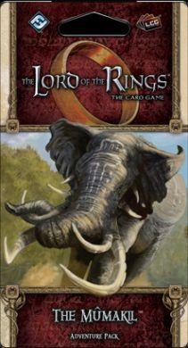 The Lord of the Rings Card Game: The Mumakil