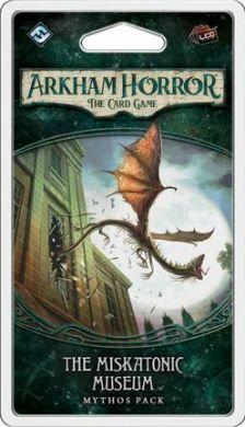 Arkham Horror: The Card Game  The Miskatonic Museum: Mythos Pack