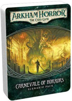 Arkham Horror: The Card Game  Carnevale of Horrors  Scenario Pack