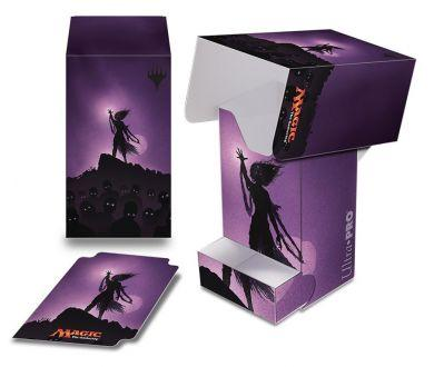 Ultra Pro Deck Box Planeswalker: Liliana Full View with Tray