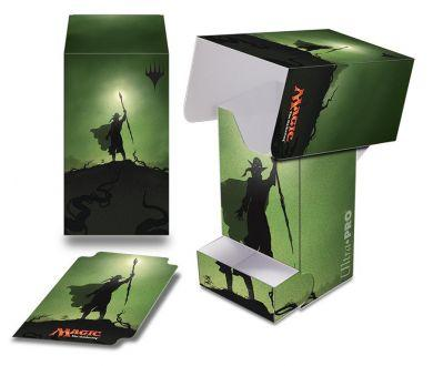 Ultra Pro Deck Box Planeswalker: Nissa Full View with Tray