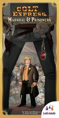 Colt Express: Marshal & Prisoners