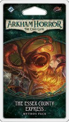 Arkham Horror: The Card Game  The Essex County Express  Mythos Pack