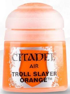 Citadel Air: Troll Slayer Orange (Air)