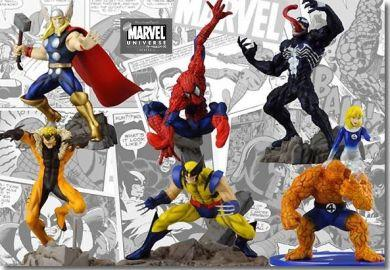 Marvel Universe Random Figure Series 1 Mid_Year_Sale CLEARANCE