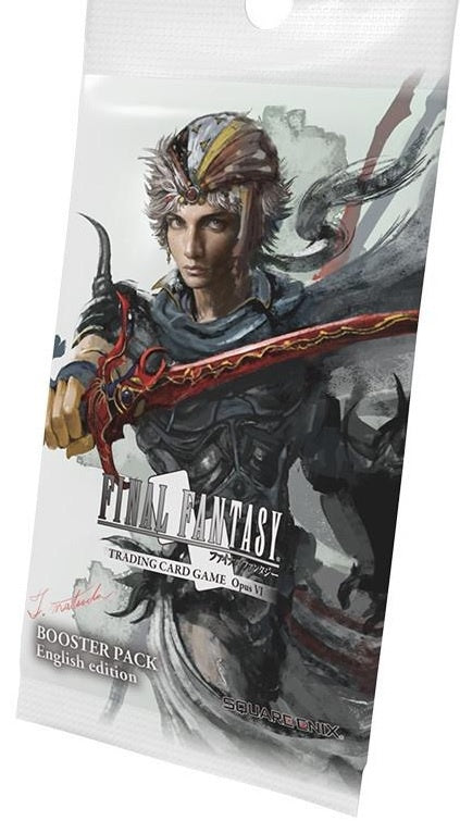 Final Fantasy Trading Card Game Opus VI Booster