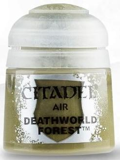 Citadel Air: Deathworld Forest (Air)