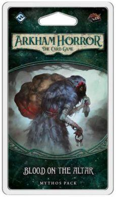 Arkham Horror: The Card Game  Blood on the Altar  Mythos Pack