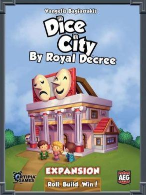 Dice City: By Royal Decree On Sale!