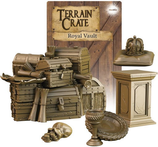 Terrain Crate Royal Vault