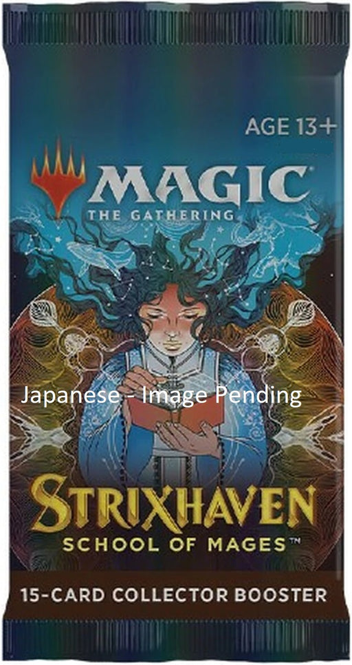 Magic the Gathering Strixhaven School of Mages Collector Booster (JAPANESE) Pre Order