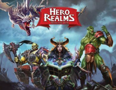 Hero Realms DBG