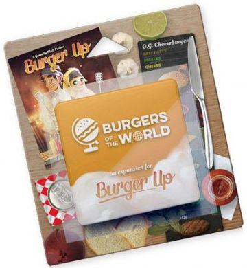 Burger Up: Burgers of the World