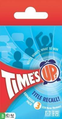 Time's Up: Title Recall  Expansion 3