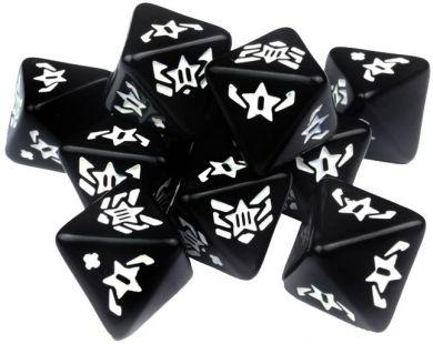 Warpath Command Dice
